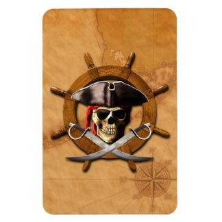 Rueda alegre del pirata de Rogelio Imanes