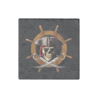 Rueda alegre del pirata de Rogelio Imán De Piedra