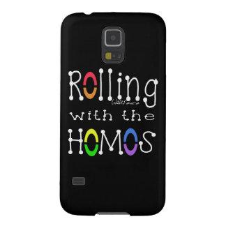 Rueda con los Homos - WH Carcasa Para Galaxy S5