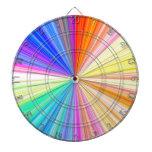 Rueda de color ART101 Tablero Dardos