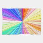 Rueda de color ART101 Toallas