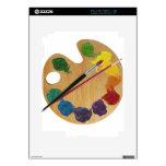 Rueda de color de la paleta del ` s del artista calcomanías para el iPad 2