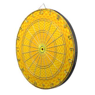 Rueda de oro amarilla OM de la meditación de la