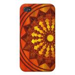 Rueda de Sun iPhone 4/4S Carcasa