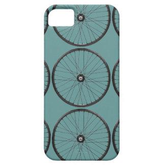 rueda del alambre de la bicicleta iPhone 5 funda