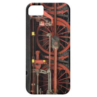 Rueda del motor de vapor iPhone 5 carcasa