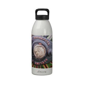 Rueda del Steamroller Botellas De Agua Reutilizables