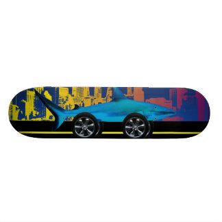 Rueda en 22' s [TIBURÓN] Skate Board