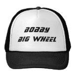 rueda grande del bobby gorra
