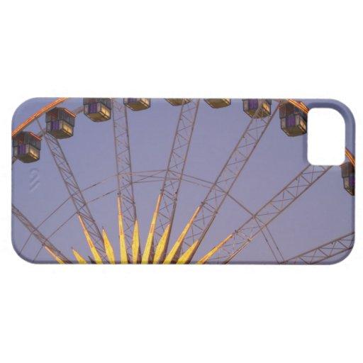 Rueda grande iPhone 5 carcasas