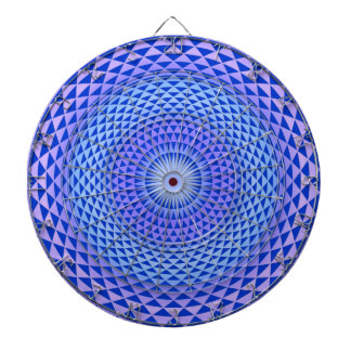 Rueda púrpura OM de la meditación de la flor de Lo Tablero De Dardos