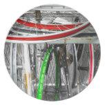 Ruedas de bicicleta platos