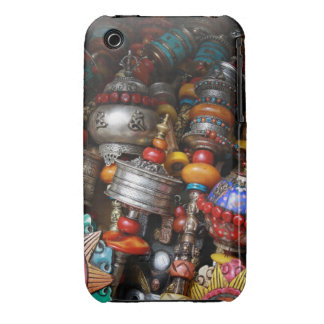 Ruedas de rezo tibetanas - caso del iPhone 3/3GS Funda Bareyly There Para iPhone 3 De Case-Mate