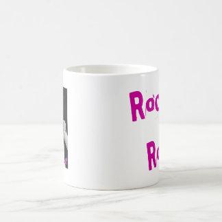 Ruedas Pin up rock n Tazas De Café