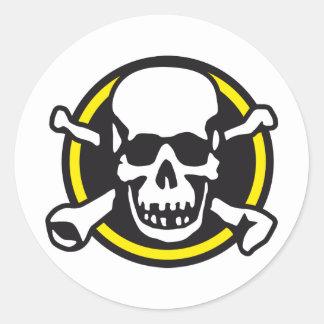 ruedas rock and skull