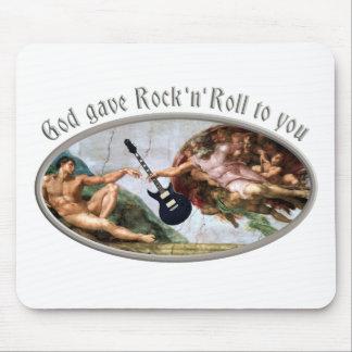 Ruedas to God rock gave and you Alfombrillas De Ratón