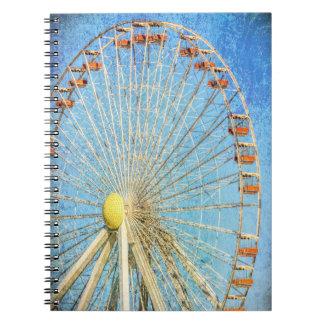 Ruede adentro el cuaderno del cielo