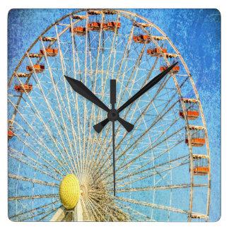 Ruede adentro el reloj del cielo