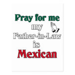 Ruegue para mí que mi suegro es mexicano postales