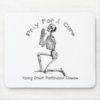 Ruegue para una Curación-YOPD Alfombrilla De Ratón