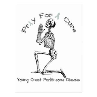 Ruegue para una Curación-YOPD Postal