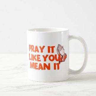 Ruegúelo tienen gusto de usted malo él taza de café