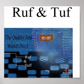 Ruf & Tuf Poster