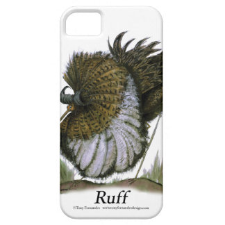 Ruff bird, tony fernandes iPhone SE/5/5s case