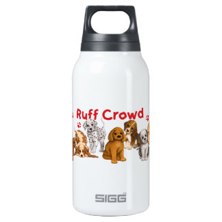 Ruff Crowd SIGG Thermo 0.3L Insulated Bottle