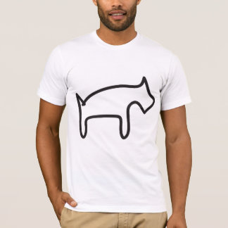 Ruff - Fitted Tee