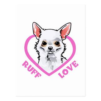 RUFF LOVE POSTCARD