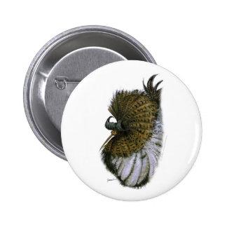 ruff wild bird, tony fernandes button