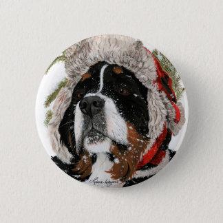 Ruff Winter Button