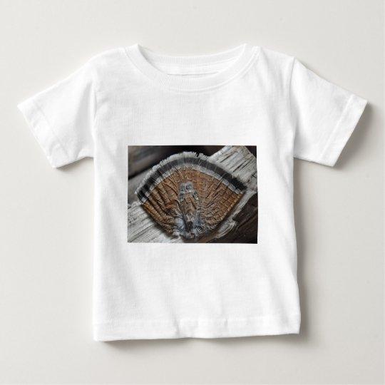 Ruffed Grouse Tail Baby T-Shirt