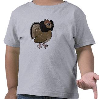 Ruffed Grouse Shirts