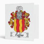 Ruffino Family Crest Binders