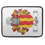 Ruffino Family Crest Sleeves For MacBook Pro