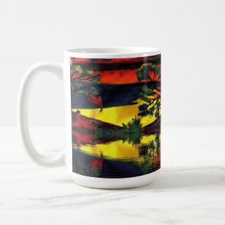 Ruffled Birds Mugs and Drink Ware