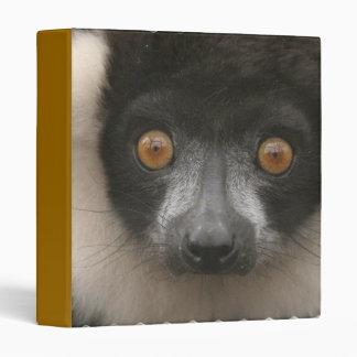Ruffled Lemur  Binder