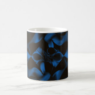 Ruffled Silk Coffee Mug