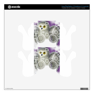 Ruffles the Owl Decal For PS3 Controller