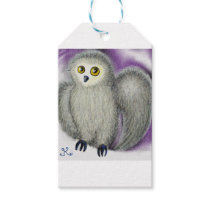 Ruffles the Owl Gift Tags