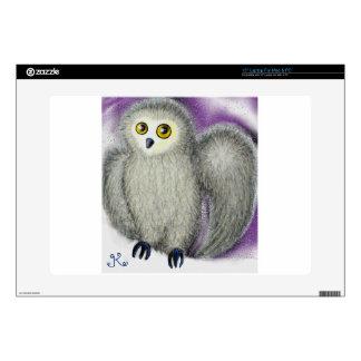 Ruffles the Owl Laptop Decals