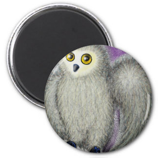 Ruffles the Owl Magnet