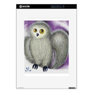 Ruffles the Owl Skin For iPad