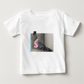Ruffles the Show Pigeon! Baby T-Shirt