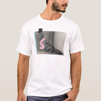 Ruffles the Show Pigeon! T-Shirt