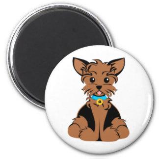 Ruffrey - Terrier Male Magnets