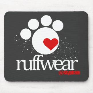 Ruffwear Logo Mousepad