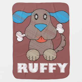 Ruffy -  combinado del bebé mantita para bebé